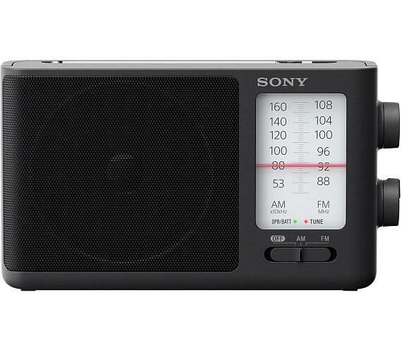 Sony ICF-506 + DOPRAVA ZDARMA