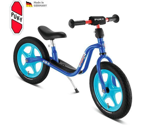 PUKY Learner Bike Standard LR 1L modrá fotbal + DOPRAVA ZDARMA