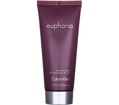 Tělové mléko Calvin Klein Euphoria