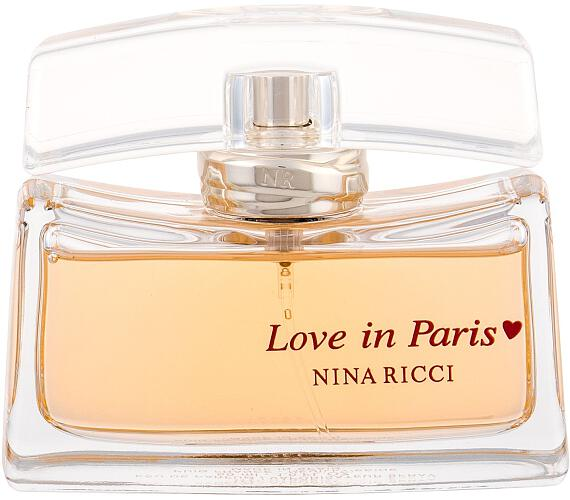 Parfémovaná voda Nina Ricci Love in Paris