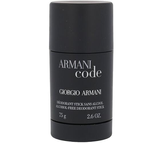 Deostick Giorgio Armani Black Code