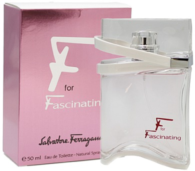 Toaletní voda Salvatore Ferragamo F for Fascinating