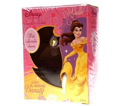 Toaletní voda Disney Princess Belle