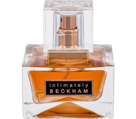 Toaletní voda David Beckham Intimately