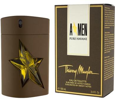 Toaletní voda Thierry Mugler Amen Pure Havane