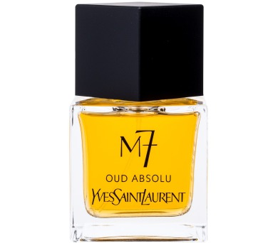 Toaletní voda Yves Saint Laurent La Collection M7 Oud Absolu