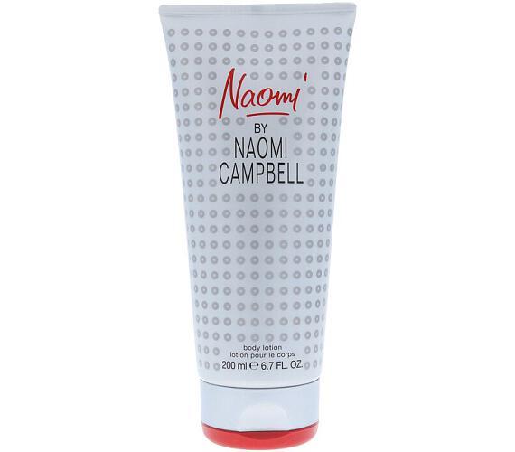 Tělové mléko Naomi Campbell Naomi