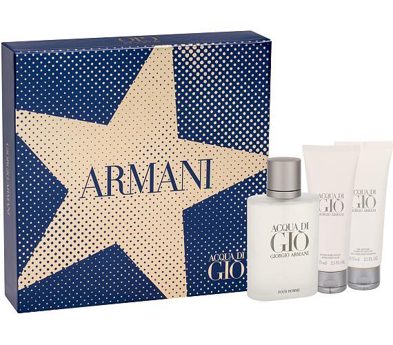 Toaletní voda Giorgio Armani Acqua di Gio Pour Homme + DOPRAVA ZDARMA