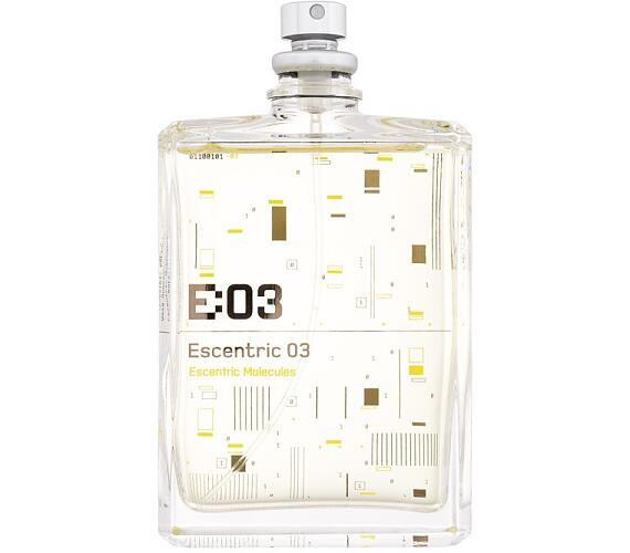 Toaletní voda Escentric Molecules Escentric 03 + DOPRAVA ZDARMA