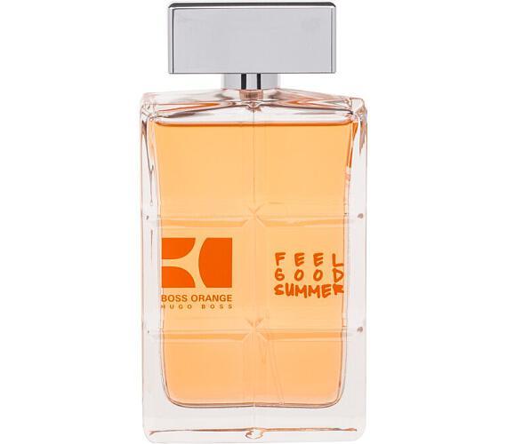 Toaletní voda Hugo Boss Boss Orange Feel Good Summer