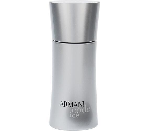 Toaletní voda Giorgio Armani Code Ice