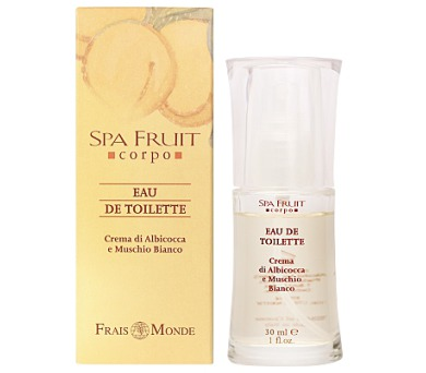 Toaletní voda Frais Monde Spa Fruit Apricot And White Musk