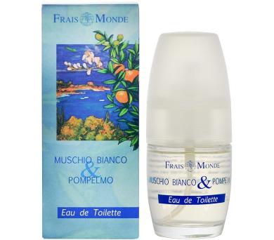 Toaletní voda Frais Monde White Musk And Grapefruit