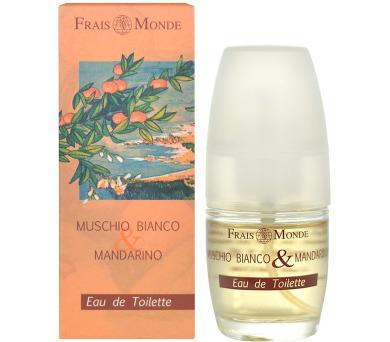 Toaletní voda Frais Monde White Musk And Mandarin Orange