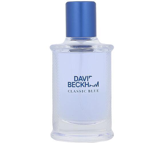 Toaletní voda David Beckham Classic Blue
