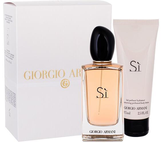 Parfémovaná voda Giorgio Armani Si