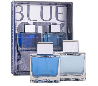 Toaletní voda Antonio Banderas Blue Seduction + DOPRAVA ZDARMA