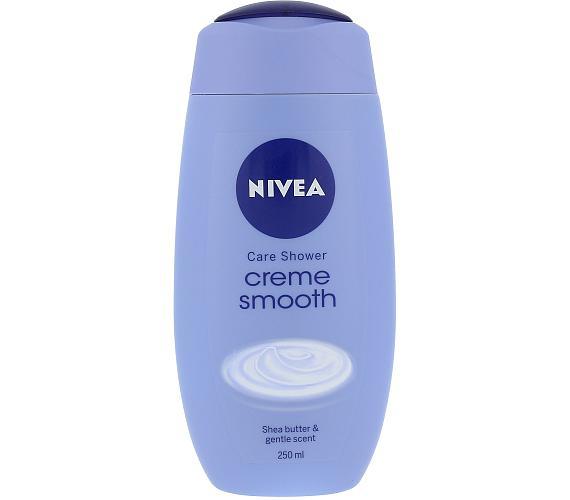 Nivea Creme Smooth Cream Shower