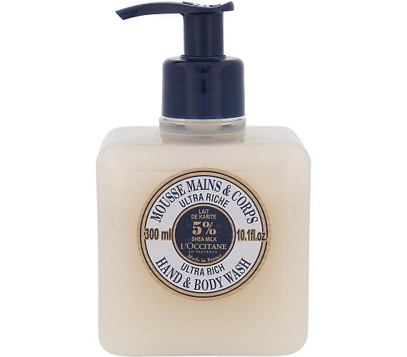 L´Occitane Shea Butter Ultra Rich Hand & Body Wash