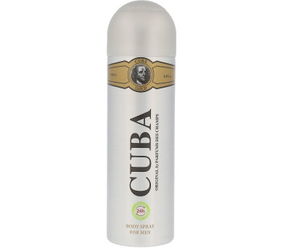 Cuba Gold
