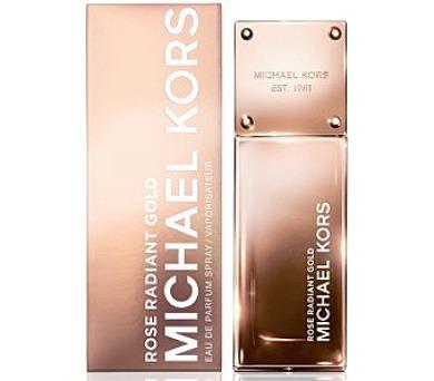 Parfémovaná voda Michael Kors Rose Radiant Gold + DOPRAVA ZDARMA