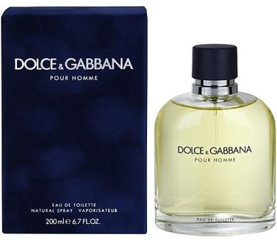 Toaletní voda Dolce & Gabbana Pour Homme + DOPRAVA ZDARMA