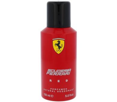 Ferrari Scuderia Ferrari Red
