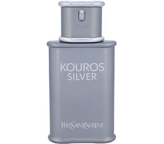 Toaletní voda Yves Saint Laurent Kouros Silver