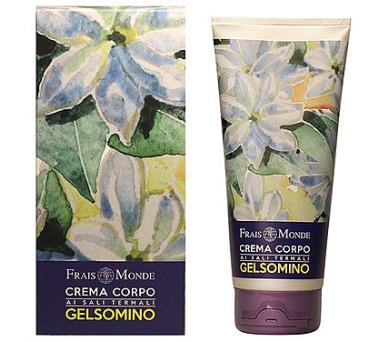 Tělový krém Frais Monde Body Cream Thermal Salts Jasmine