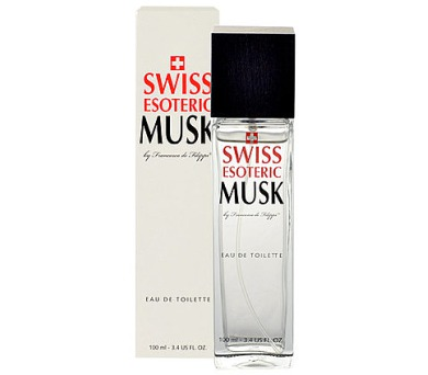 Toaletní voda Swiss Esoteric Musk