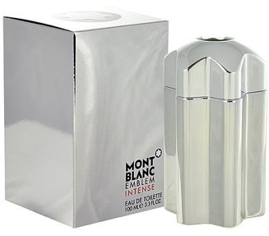 Toaletní voda Mont Blanc Emblem Intense