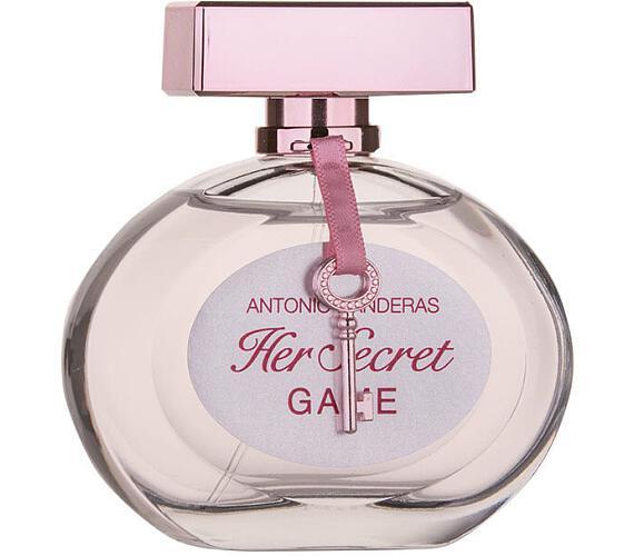 Toaletní voda Antonio Banderas Her Secret Game