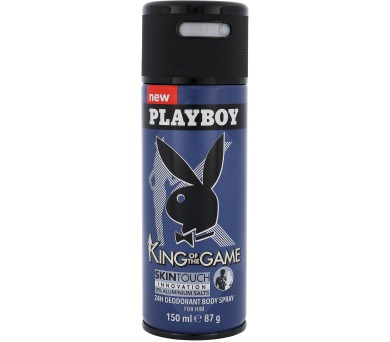 Playboy King of the Game For Him