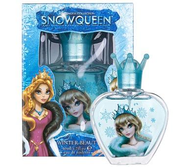 Toaletní voda Disney Princess Snow Queen Maiden