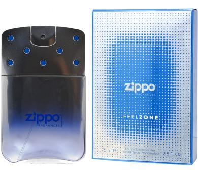 Toaletní voda Zippo Fragrances Feelzone