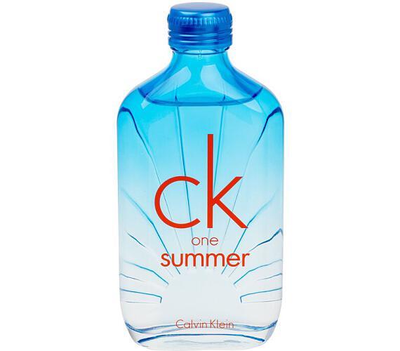 Toaletní voda Calvin Klein CK One Summer 2017