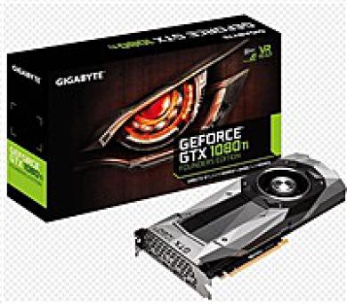 GIGABYTE VGA NVIDIA GTX 1080 Ti 11GB GDDR5X (Founders Edition)