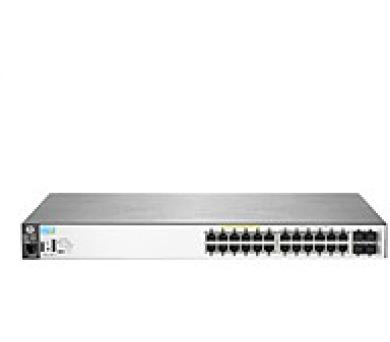 Aruba 2530-24G-PoE+ HP RENEW Switch J9773AR