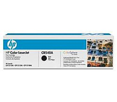 HP Toner Cart Black for CP1215
