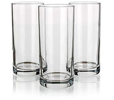 BANQUET Sada sklenic long TINA 290 ml