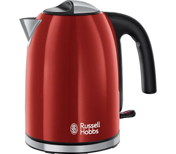 Russell Hobbs Rychlovarná konvice Colours Plus Flame Red 20412-70