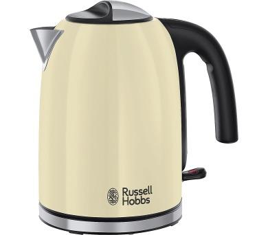 Russell Hobbs Rychlovarná konvice Colours Plus Classic Cream 20415-70 + DOPRAVA ZDARMA