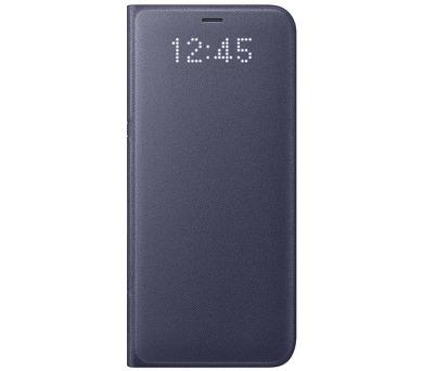 Samsung LED flipové pouzdro EF-NG955PVE pro Galaxy S8+ Violet + DOPRAVA ZDARMA