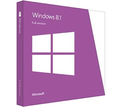 MS Win 8.1 Win64Bit English GGK legaliz. verze + DOPRAVA ZDARMA