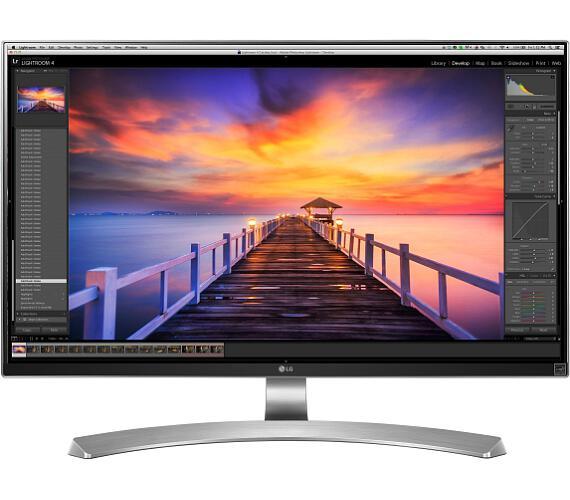 LG LED 27UD88-W - Ultra HD
