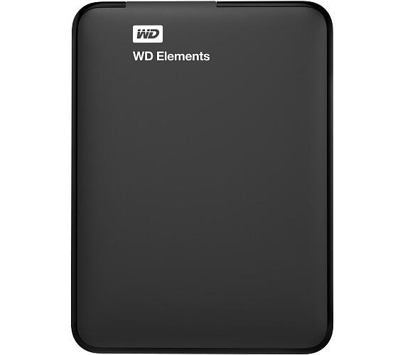 Western Digital Elements Portable 1,5TB (WDBU6Y0015BBK-WESN)