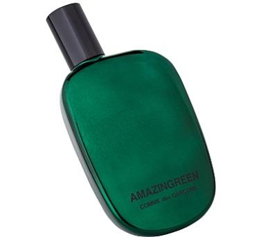 Parfémovaná voda COMME des GARCONS Amazingreen + DOPRAVA ZDARMA