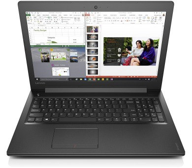 Lenovo IdeaPad 310 15.6 FHD TN GL/I7-7500U/1TB/8G/GF 920 2G/W10 černý