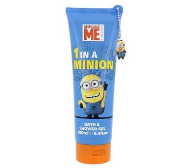 Minions Bath & Shower Gel 1 In A Minion