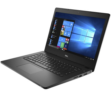 "DELL Latitude 3480/ i5-7200U/ 8GB/ 256GB SSD/ 14""/ W10Pro/ 3YNBD on-site"